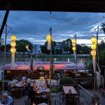 view of restaurant in Chiang Mai Iboga Retreats at Root Healing